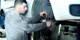 התקנת מערכת בלמים ברכב