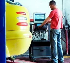 מדידת רמת זיהום אויר ברכב
