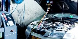 מילוי גז למזגן רכב בצורה ממוחשבת