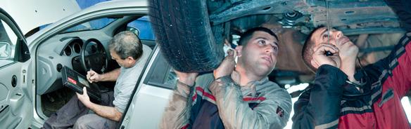 מוסך מורשה – דיאגנוסטיקה לרכב ומכונאות רכב במקום אחד