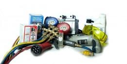 כלי מיזוג אויר לרכב - מילוי גז למזגן רכב