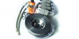 מערכת בלמים ברכב (צלחות דיסקיות משאבות ועוד)