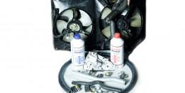 מערכת קירור ברכב (משאבת מים רדיאטור לרכב ועוד)