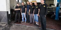 צוות מוסכי עדן - שנת 2012